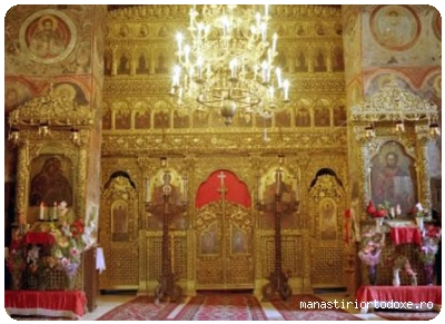 Mănăstirea HODOŞ-BODROG