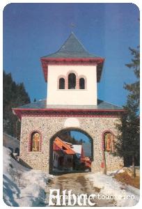 Mănăstirea SFÂNTUL PROOROC ILIE - ALBAC