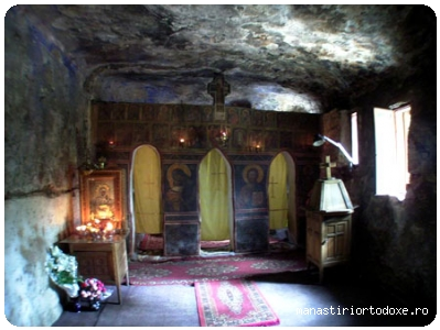 Mănăstirea CETĂŢUIA - NEGRU VODĂ
