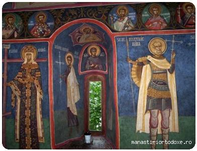 Mănăstirea CIOCLOVINA DE SUS