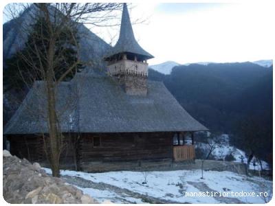 Mănăstirea DE SUB PIATRĂ – SĂLCIUA